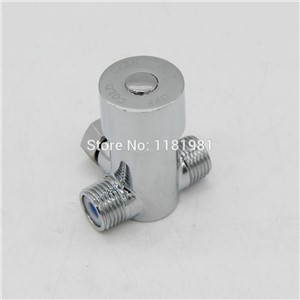 Faucet Valve, Hot and Cold Mixer Valve XR-6103 Bathroom Faucet Valve for Auto Sensor Automatic Mixers Tap LSF-1