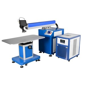 Channel Letter Mould Automatic Laser Welding Machine