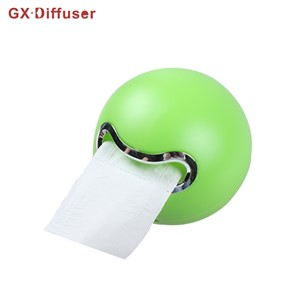 ABS Plastic Bathroom Toilet Paper Tissue Roll Holder Toilet Holder Roll Paper Holder Box 2 colors Waterproof Box GX Diffuser