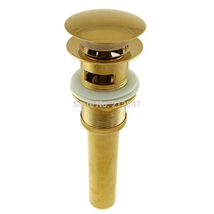 Brass Sink Pop up Water Liquid Drainer for Kitchen Bathroom