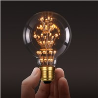 Antique Vintage Retro Edison Light Bulbs 220V E27 5W Incandescent Light Bulbs