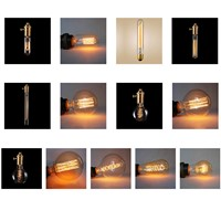 Brand New 40W Edison Bulb Lamp E27 Tungsten Light Bulbs Wedding Hotel Bar Villa Decoration