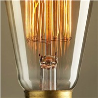 Vintage Wall Lights Industrial Style Antique brass wall lights with E26 E27 Base Tungsten Filament Lamps Bar Coffee shop