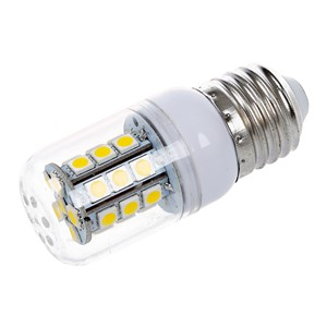 DSHA Hot Sale 4 X E27 bulb Spot lamp 5050 SMD 27 LED Warm White 3600K 300LM