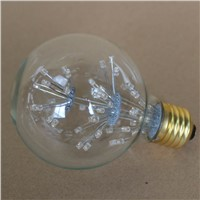 G95LED G125LED G150LED G80LED star Edison Bulb decorative fashion light source Babysbreath Bulb