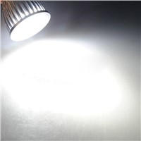 Practical 10x MR16 5W LED Cool White Energy Saving Spotlight Down Light Lamp Bulb 12V