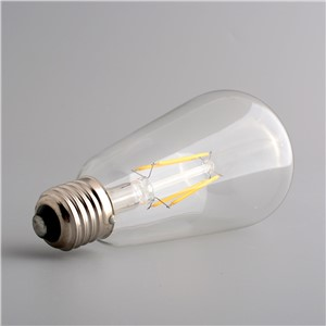 LightInBox Bright LED Office Exhibition Light Lamp Useful Bulb ST64 Vintage Retro Edison Style E27 4W
