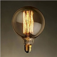 Edison light bulb tungsten old bulb individuality art decoration dimming cafe bar fireworks balloon E27 Edison Incandescent Bulb