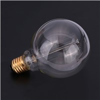 Dimmable G95 Edison Incandescent Bulb Filament Lamp Light 40W Replace Household