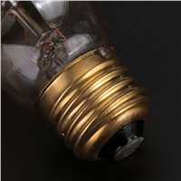 Dimmable Vintage G80 Edison Incandescent Bulb Filament Lamp Light 40W Household