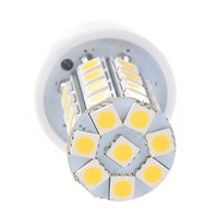 G9 7W Corn Bulb Spot Lamp 36 LEDs 5050 SMD Warm White 3000K 320lm