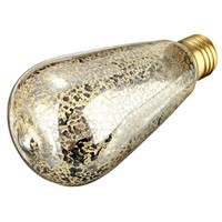 Incandescent Vintage Bulb E27  ST64 Retro Edison Light Bulb Incandescent Bulbs AC 220-240V