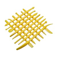 Cake Decorating Sugarcraft Modelling Tool Kit (14pcs yellow)
