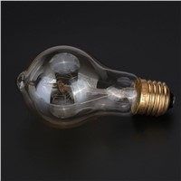 Dimmable Vintage A19 Edison Incandescent Bulb Filament Lamp Light 40W Household