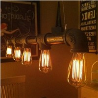 Lightinbox Vintage Light Bulb Retro Old fashioned Edison Style E27 Incandescent Edison Style