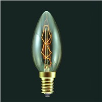 40W E12 C35 Vintage Retro Filament Edison Tungsten incandescent Bulb Antique Style Lamp Brand new Filament Bulb