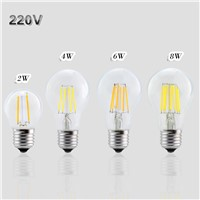 LightInBox Incandescent Light Lamps Filament Bulb Edison Lamp  E27 Retro Vintage Edison LED Bulb Candle Light