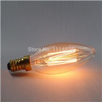 LightInBox Edison Bulb  Retro Edison Style Light Bulbs AC 220V C35 E14 40W Edison Bulb Incandescent Vintage Light Bulb