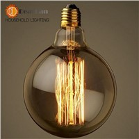 Lightinbox (G125),Fashion Incandescent Light Bulb Fixture,E27/220V  Vintage Edison light Bulb For Vintage Lamp