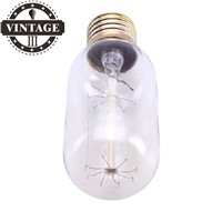 Lightinbox  E27 40W screw Vintage Light Bulb Retro Incandescent Industry filament old fashioned Edison Style Lamp 220V