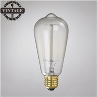 LightInBox ST64 110V/220V 40W  Globe Retro Edison Lamp Bulb  Incandescent Vintage Edison Light Bulb