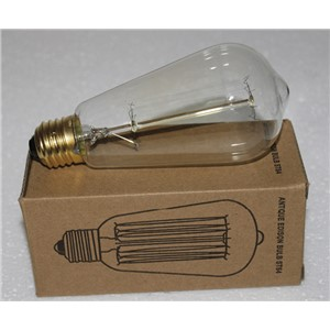 Lightinbox Edison Bulb  Personality Incandescent Filament Bulb Lamp Antique Vintage Lamp  Retro Edison Bulbs