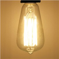 Lightinbox  E27 ST64 40W Vintage Retro Antique Edison Incandescent Filament Light Bulb Lamp 220V