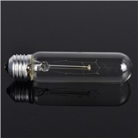 LightInBox Filament Light Vintage Retro Antique Industrial Style Lamp Bulb T10  E27 Globe Edison Incandescent Bulbs