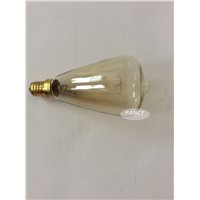 Lightinbox 220V Lighting Tubes Retro Edison lamp bulb Edison bombilla Vintage Edison bulb ST48 incandescent light bulb