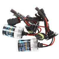 2 Stk.55W HID xenon lamp car bulb light lamp kit Headlight 12V DC (9005 / HB3 15000K)