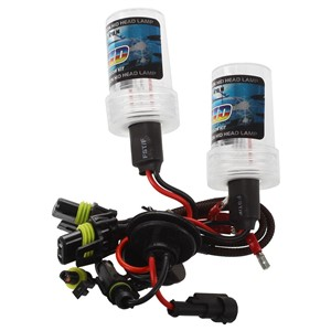 2 Stk.55W HID xenon lamp car bulb light lamp kit Headlight 12V DC (H1 10000K)