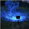 20*RGB 5050LED Solar Powered Waterproof IP65 Outdoor Landscape Garden Lawn Solar Lamp Light 3W Solar Pannel With Remote Control