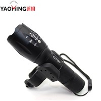 G700 Set Flashlight CREE XM-L T6 3800LM 10W Powerful Led Linternas Lantern Rechargeable Bicycle Bike Light Tactical Flashlight