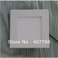 ce&rohs 9W ultra thin SMD 2835 led panel light   side lit  led panel lamp used for meeting halls and shopping malls