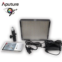 Aputure CRI 95+ LED Video panel Light Lamp AL-528C with 2pcs NP-F750 Battery For Canon Nikon Sony Pentax Camera DV Camcorder