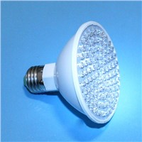 7W 120 LED Plant Growing Lamp RED(620-660nm) and Blue (450-480nm) Flowering Hydroponic Hydro Light Grow Lamp