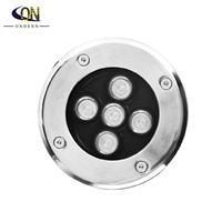 5W LED underground light Outdoor garden lights AC85-265V