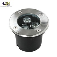 3W Led Underground Light,DC12V AC85-265V Input,Underground Lamp, Led Spotlight,led floor uplighter led deck light