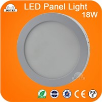 Surface 18W Round light panel factory-direct sale led panel lamp  living room panel light 18w surface 85-265V panel light led