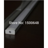 10pcs/lot LED Aluminum profiles for led strips