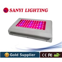 LED Grow Panel 165W Led Grow Light 49Red 6Blue Led Plant Lamp for Flowers Grow Box Tent Greenhouse Grows Lighting