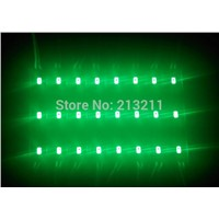 AA  1000PCS 5630 LED lights DC12V SMD 5730 LED Module 3LED Waterproof For Advertising Board Display Window Warm White / White