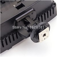 MK-160 LED Photo Video Camera Camcorder Flash Light Lighting