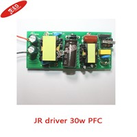 Driver adaptor power supply for P30W led high power led light lamp 85~265V to 30~36V PFC0.98