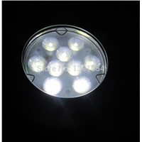 CE ROHS 4pcs/lot 27W IP67 Outdoor Recessed LED Underground Light Color Changing LED Inground Light