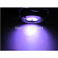 High Quality 100% IP68 316 stainless steel 9W Color Change LED Underwater Spot Light Fountain Pond Light RGB