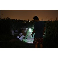 CREE Flashlight 1600 Lumen LED  Rechargeable Flashlight Lantern Hand Torch XM-L Q5  Flash Light Flashlight Head Torch Lamp