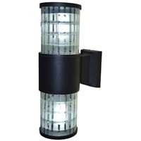 hot sale 108*330mm 6W up and down outdoor waterproof led wall lamp arandela externa led corridor balconly wall light