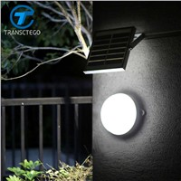 solar Led lamp Light wall lamp ceiling lamps Solar road lamp corridor lights solar panel Remote control  outdoor lighting lumina