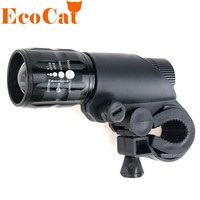 led mini flashlight  3 Mode Christmas 7w LED Bicycle light CREE Q5 LED Bike Light Front Torch Waterproof + Torch Holder